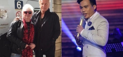 Iba talaga ang talentong Pinoy! One-half of Air Supply congratulates Noven Belleza on momentous win