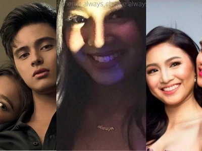 Always and forever! James Reid gives Nadine Lustre the most astonishing birthday gift ever