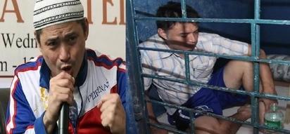 Worried Robin Padilla breaks silence on arrest of nephew Mark Anthony Fernandez