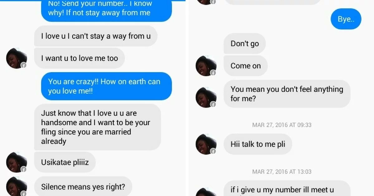 Woman shamelessy begs Mombasa man for sex