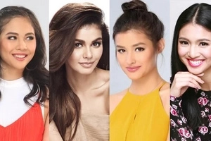 Guess who are the nominees for 'Favorite Pinoy Star' by Nickelodeon?