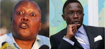 Mbunge wa Budalang'i Raphael Wanjala alala korokoroni kwa uvamizi dhidi ya Ababu Namwamba