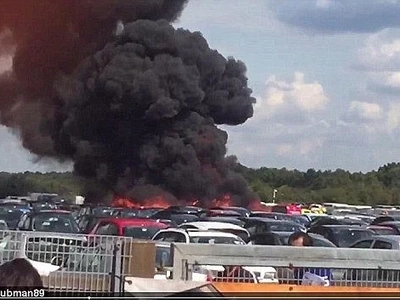 Pilot Was At Fault When Bin Laden's Family Was Killed In His Private Jet In Surrey