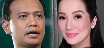 Kris denies Aquino-Trillanes plot