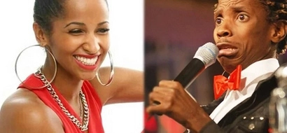 This EXTREMELY SWEET gesture of Chantal to Eric Omondi will make you believe in love