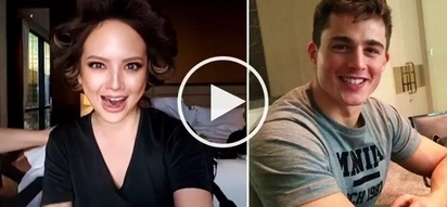 Ellen Adarna flirts with handsome math teacher Pietro Boselli on Instagram: 'I love math!'