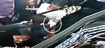 Sneaky Pinay pickpockets steal wallet from unsuspecting girl at Starmall Alabang