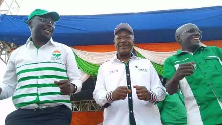 Machafuko Bungoma wakati wa mkutano mkubwa uliohudhuriwa na Raila