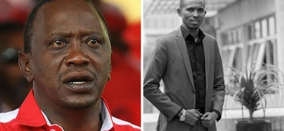 You need to see Mohamed Ali's angry tweet after Uhuru danced at State House