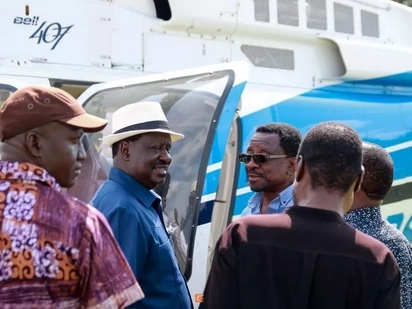 Kalonzo, Wetangula, Musalia deserted Raila at his hour of need, should not make demands - Orengo