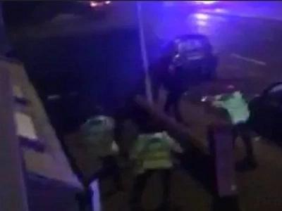 Video Shows Police Tasering Dangerous Driver