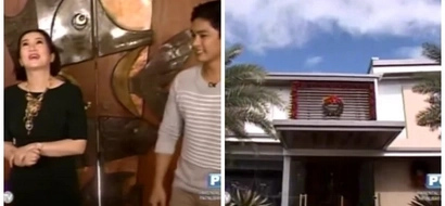 Si Kris lang talaga! Coco Martin allows Kris Aquino to take footage of the interior of his home! Sobrang ganda kaya panoorin niyo na!