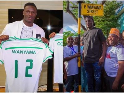 Nyota ya mwanakandanda Victor Wanyama yazidi kungáa (picha)