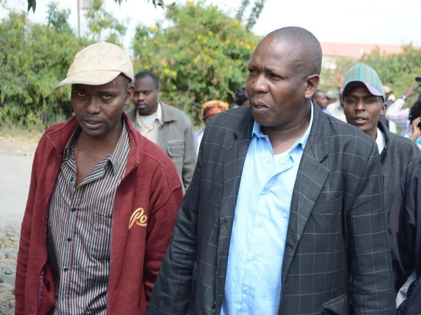 Naivasha sub-chief arrested for alleged bhang peddling
