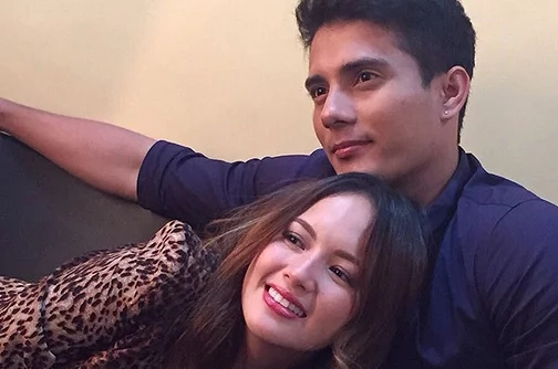 Ejay Falcon no bad blood towards Ellen Adarna