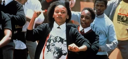 8 amazing things you should know about the lady who played Sarafina