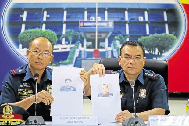 2 QCPD 'kotong' cops caught red-handed