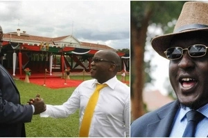 Uhuru's events organiser goes for surgery to cut weight (video)