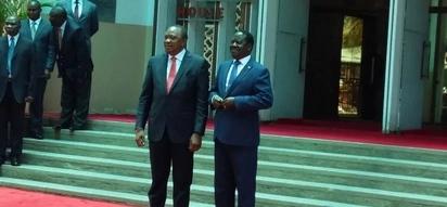 7 issues Raila, Uhuru discussed during their secret Harambee House meeting