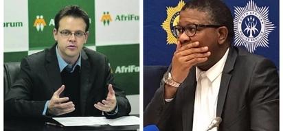 AfriForum launches civil motion of no confidence against Fikile Mbalula