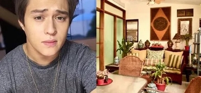 Enrique Gil's house will make you want to live with him