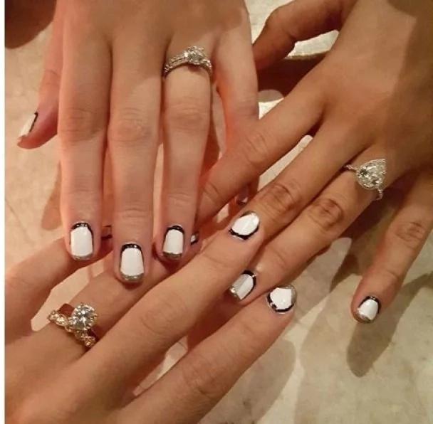Solenn, Isabelle & Georgina's expensive engagement rings go viral
