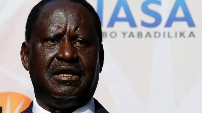 The violence you witnessed in Meru was sponsored-Raila