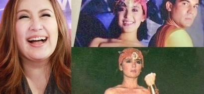 Did Sharon Cuneta just admit that she misses being Darna?