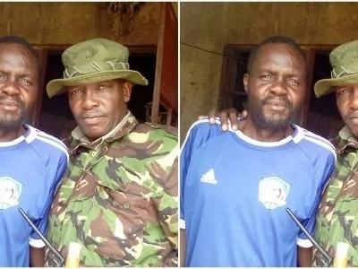 Kenyans come together to save SUFFERING former footballer