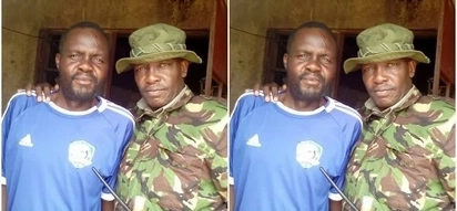 Kenyans come together to save SUFFERING former footballer