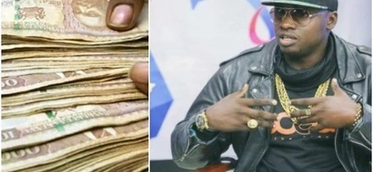 Millions of shillings follows Khaligraph Jones after weeks of trolling over his 'tint'