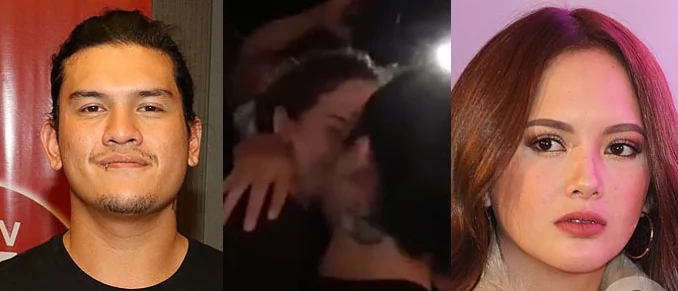 "Ellen Adarna, Baste Duterte kiss in public months after their breakup! Ellen sings ""Pero Atik Ra"" short-lived relationship with the Presid"