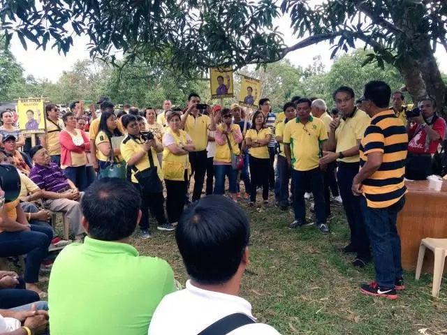 Roxas asks Comelec: lift ban on funds release for LGUs hit by El Niño