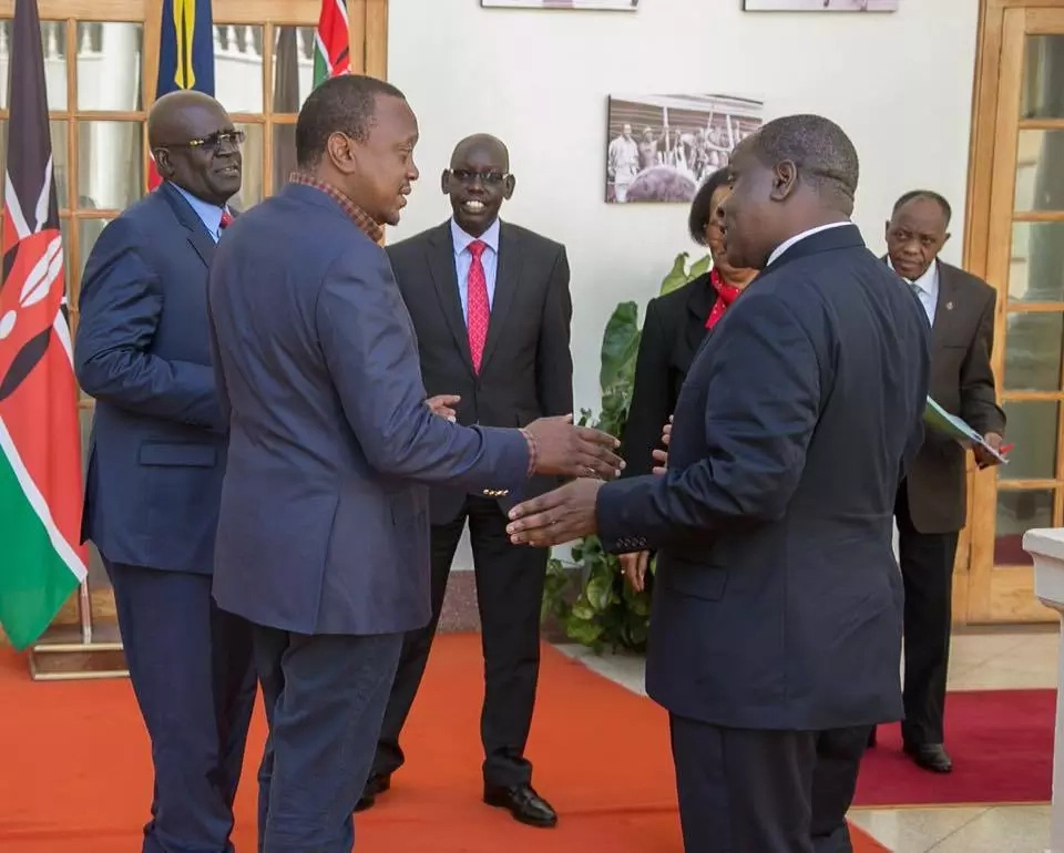 NASA promises vicious war on 7 top officials in Uhuru's government