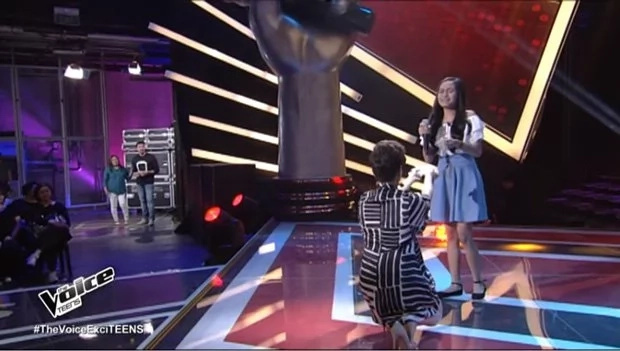 Girl's classic piece wows all four judges