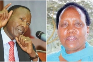 I would be nowhere without my wife- CS Nkaissery acknowledges the love of his life