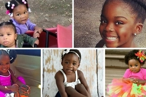 15 photos of adorable little black girls which won't leave you indifferent