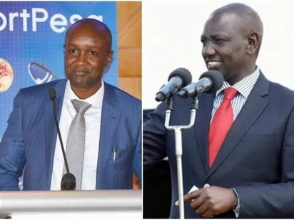 Even with your withdrawal, tax still has to be paid, Ruto tells Sportpesa
