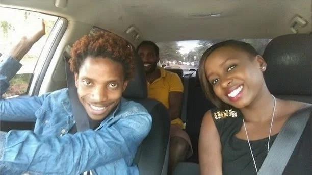 Wanawake waliomweka Eric Omondi kabla ya mchumbake kuwasili ni kina nani!