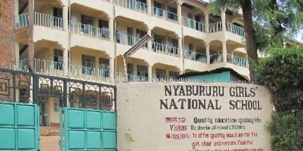 Nyabururu Girls