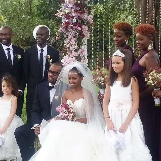 These are the photos you missed from Sarah Hassan's GLAMOROUS wedding