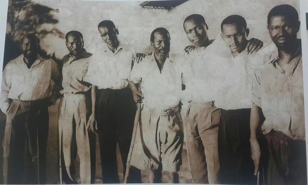 10 never-before-seen, photos of Kenya's first president, Jomo Kenyatta