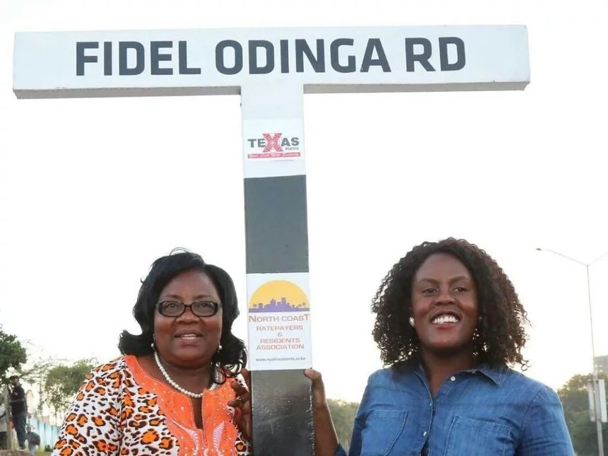 Winnie Odinga: I won't fetch a man from the bar