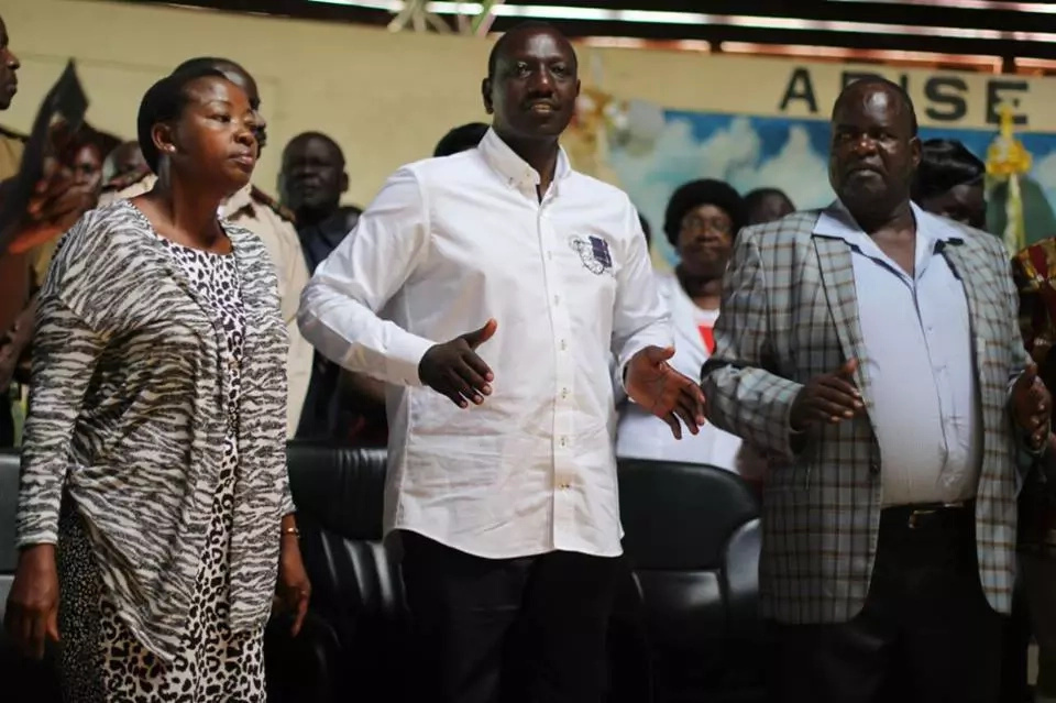 See Ruto in Homa County for Easter