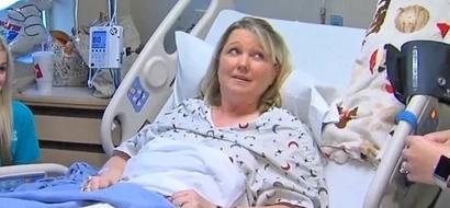 La advertencia de un doctor después de una pedicura le dio a una mujer una infección desagradable que la dejó incapaz de caminar