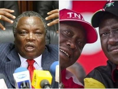 You are stupid if you elect UhuRuto and Kidero-Atwoli tells Kenyans