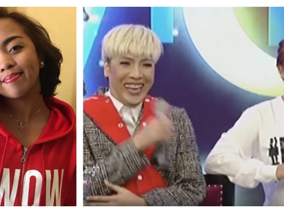 Nakarelate! Vice Ganda agrees with Donna Cariaga's hugot lines for basketball players