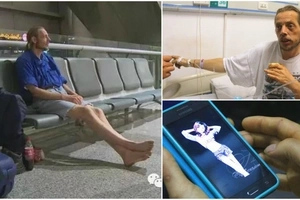 Man waits to meet his Chinese love for 10 days. The reason she didn't came will make you cry