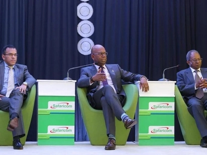 Safaricom shares defy NASA boycott narrative to hit a record high