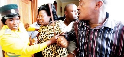 Racheal Shebesh MERCILESSLY attacked by ODM supporters
